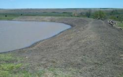 Six New Ponds in Ellsworth, Kansas – Grading and Excavation Project